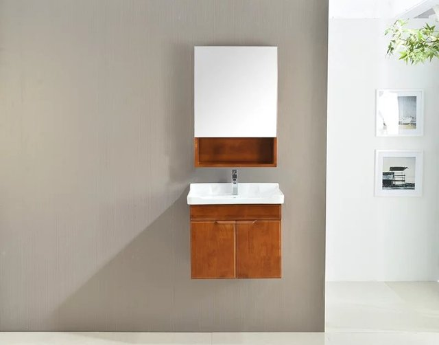 Us 1299 0 Custom Bathroom Vanity Wall Mounted Europe Style 0283 1077 In Vanities From Home Improvement On