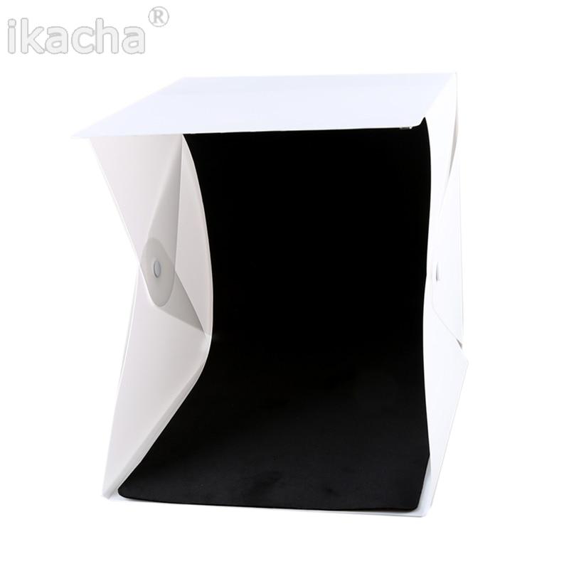 4 Color Mini Folding Studio Diffuse Soft Box (1)