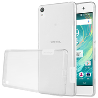 TPU Case For Sony Xperia XA Nillkin Nature Series Transparent Clear Soft Case For Sony Xperia