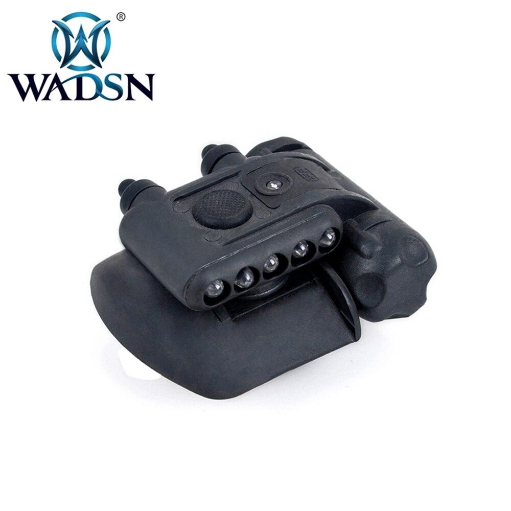 wadsn airsoft gen 2 capacete luz branca 04