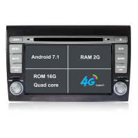 Android 7 1 2G Ram 1024 600 2 Din 7 Inch Car DVD Player GPS Navigation