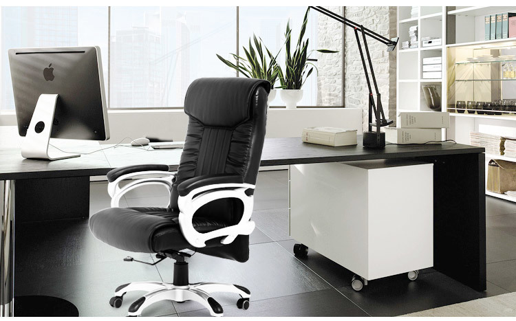 company boss chair general manager lounge pink wine black