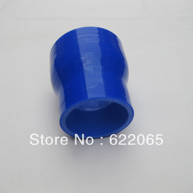 Straight Reducers 57-70mm(2.25-2.75) Silicone Hose, car tube air intake pipe refires silica gel connector rubber hose