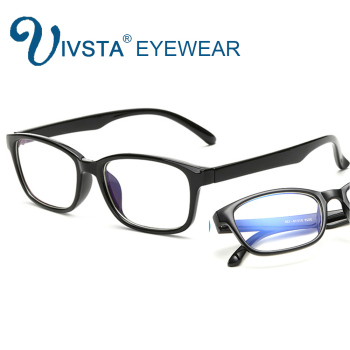 IVSTA Computer Glasses Frames Anti Blue Rays Radiation Men Women Square Glasses Optical Gaming Men Women Game Phone Eyes C028