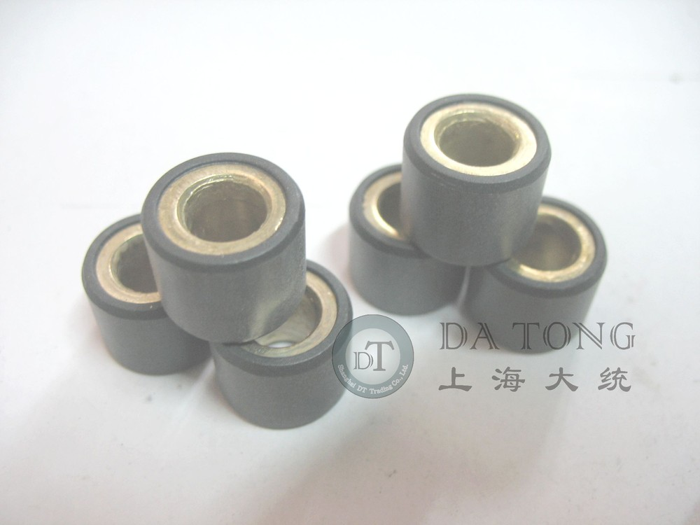 6Pcs Variator Roller Weight 8.5g for GY6 50cc 80cc Chinese Scooter 16x13mm