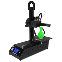 DMSCREATE DP2 Tabletop DIY 3D Printer Kit,Easy to assemble,Aluminum alloy frame ,Less vibration,Low noise