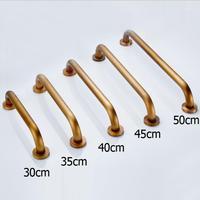 Bathroom armrest brass bathroom handle bathtub armrest handrail Grab Bar Antique Bronze Hand bar Safety bar