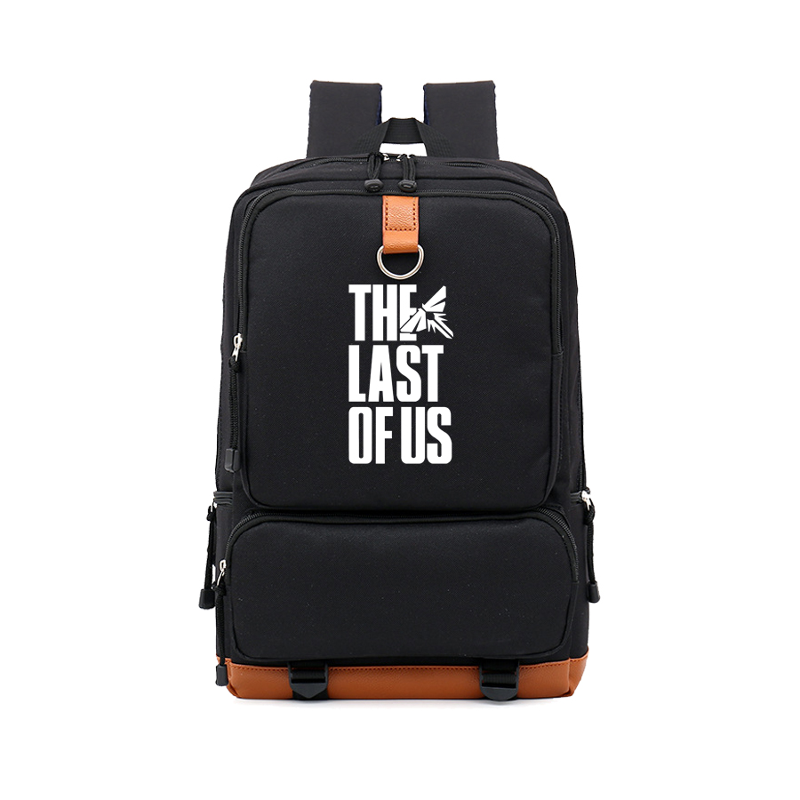 The Last Of US Game Fans Backpack Cool Game Concept Gift Backpacks The Last Of Us Games Bag Cartoon Game School Bag