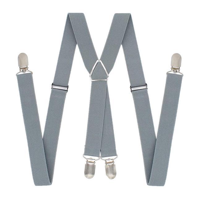 1 inch Suspenders Men 6