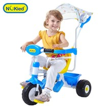 2017 hot sale Child Tricycle Child Bikes Baby Bicycle Baby Trolley 2-6years old Toys Ride On Cars