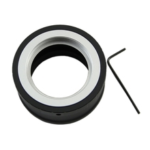 купить Adapter For SONY NEX E M42 Screw Camera Lens Converter  Mount NEX-5 NEX-3 NEX-VG10 по цене 316.78 рублей