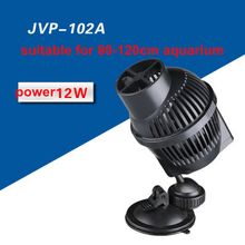 Aquarium Wavemaker Single Power Head Water Pump With Suction Cup Suit For Marine Freshwater Fish Tank
