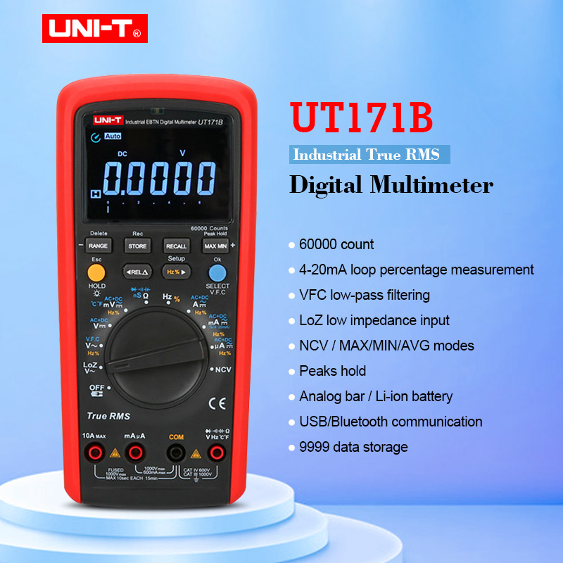 Portable Colorimeter Color analyzer Digital Precise LAB Color Meter Tester 8mm