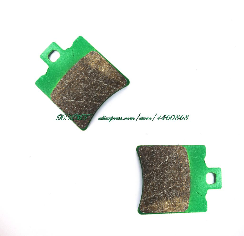Brake Pads For Aprilia Scarabeo 50 (96&Up) / 70 (94&Up) Sonic 50 Gp (97&Up) Sonic 50 Spice (97&Up) Rally 50 Air Cooled (95-02)