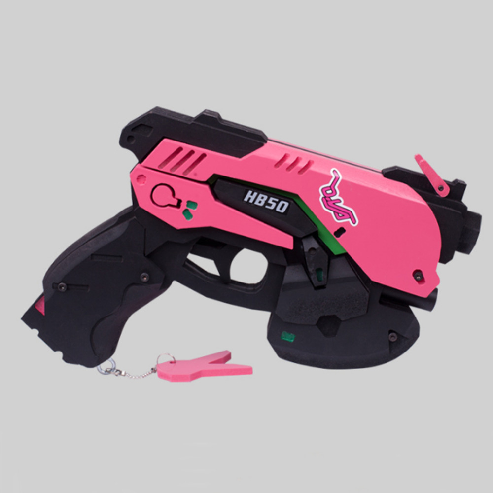 Novelty & Special Use Halloween Game Overwatch Ow Dva D.va Headset Gun Pistol Earphone Game Cosplay Props Costume Gifts High Quality Costumes & Accessories