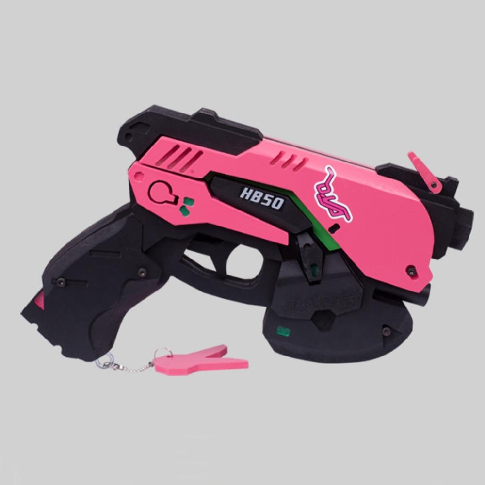 Costumes & Accessories D.va Gun Headphone For Cosplay Weapon Hana Song D Va Prop Pistol Headset Accessories For Halloween Christmas Gift Dva Novelty & Special Use