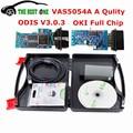 Mais recente Rachado V3.0.3 Chip VAS5054A ODIS VAS 5054A OKI Completo Bluetooth VAS 5054 UDS Apoio Para O Grupo VW Carro De Diagnóstico ferramenta