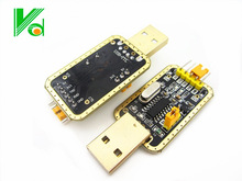 10pcs/lot CH340 module instead of PL2303 , CH340G RS232 to TTL module upgrade USB to serial port in nine Brush small plates