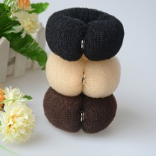 Women Hair Bun Maker Donut