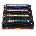 Kompatibel color tonerkartusche für hp125a color laserjet cp1210 cp1215 cp1217|toner cartridge|color toner cartridgecompatible toner cartridges -