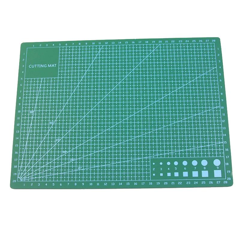 2020 New Multi - Function Cutting Plastic Plate 30 * 22 Cm * 3mm Metric Feet / Engineering Drawings