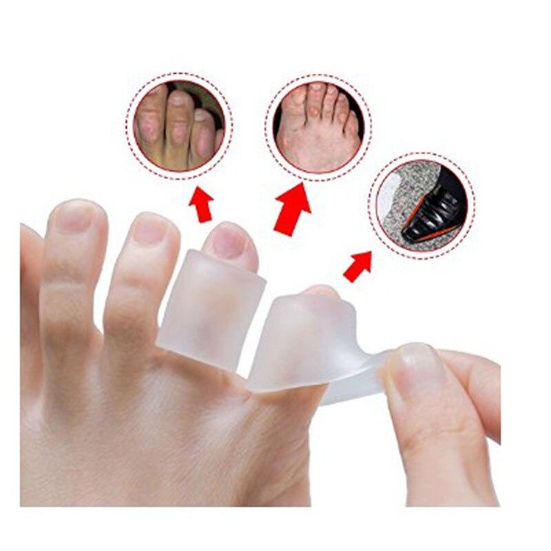 SEBS Protecção Pequeno Tubo Toe Calos Bolhas