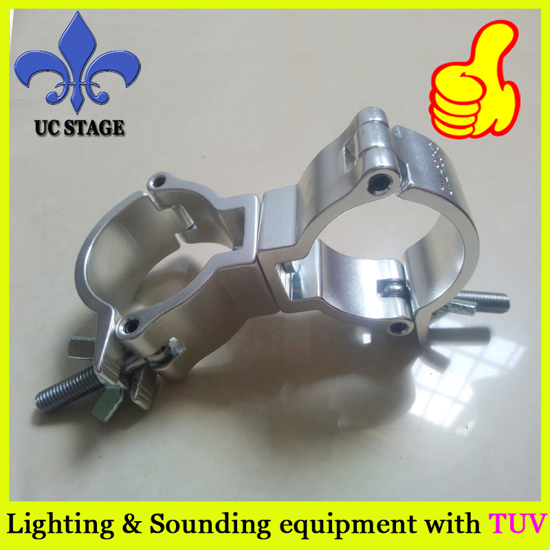 aluminum swivel <font><b>pipe</b></font> clamp/clamp hook/light duty clamp/fastener dj light clamps