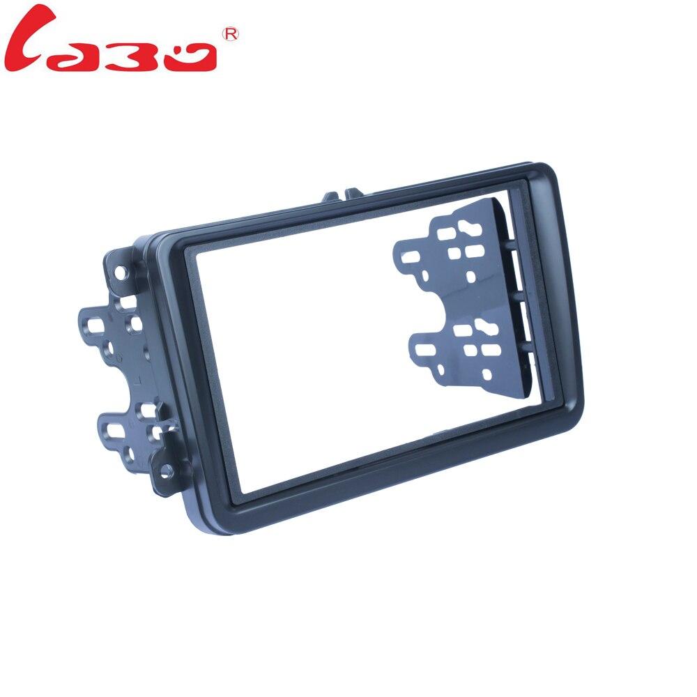 Rcd330 Plus 2Din Car Double Din Car Frame  SEAT  Octavia Stereo Radio DVD Dash Kit Trim Fascia Panel Adapter