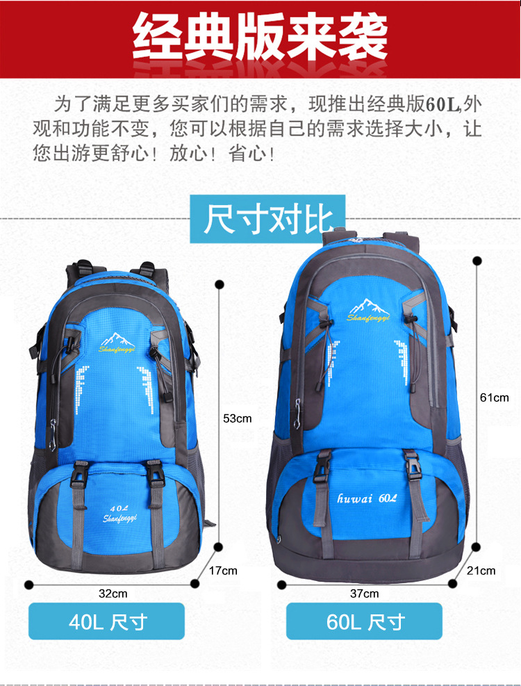 e5caaf585a9c Detail Feedback Questions about New Men Women Backpack Large ...
