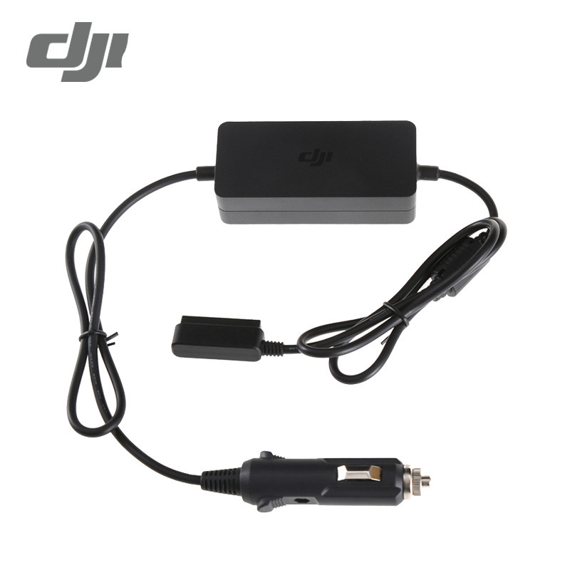 DJI Mavic Car Charger Remote Controller Charger for Mavic Pro Intelligent Flight Battery Charger Overheating Protection Original dji mavic pro remote controller suppor dual controller mode for mavic pro control quadcopter rc drones original accessories