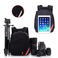 Waterproof DSLR SLR Camera Backpack Large Shoulder Bag Case For Canon Nikon Sony