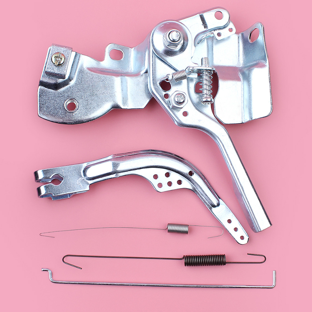 Throttle Control Lever Governor Arm Link Rod Return Spring Set For Honda GX160 GX200 5.5HP 6.5HP 4-Stroke Engine Replace Part