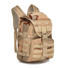 Unisex Outdoor Military Army Tactical Backpack Trekking Travel Rucksack Camping Hiking Trekking Camouflage Bag