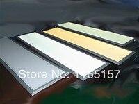 Toika  54 Watt  1200*300mm Led Deckenleuchte Warmweiß/Weiß Führte hinunter Licht  AC85-265V Führte Quadratische Platte Licht