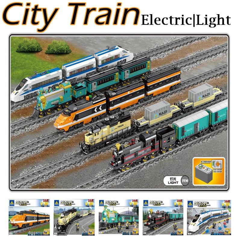 Batteriebetriebene Fahrzeuge Kinder Eisenbahn mit Schiene und Batterie