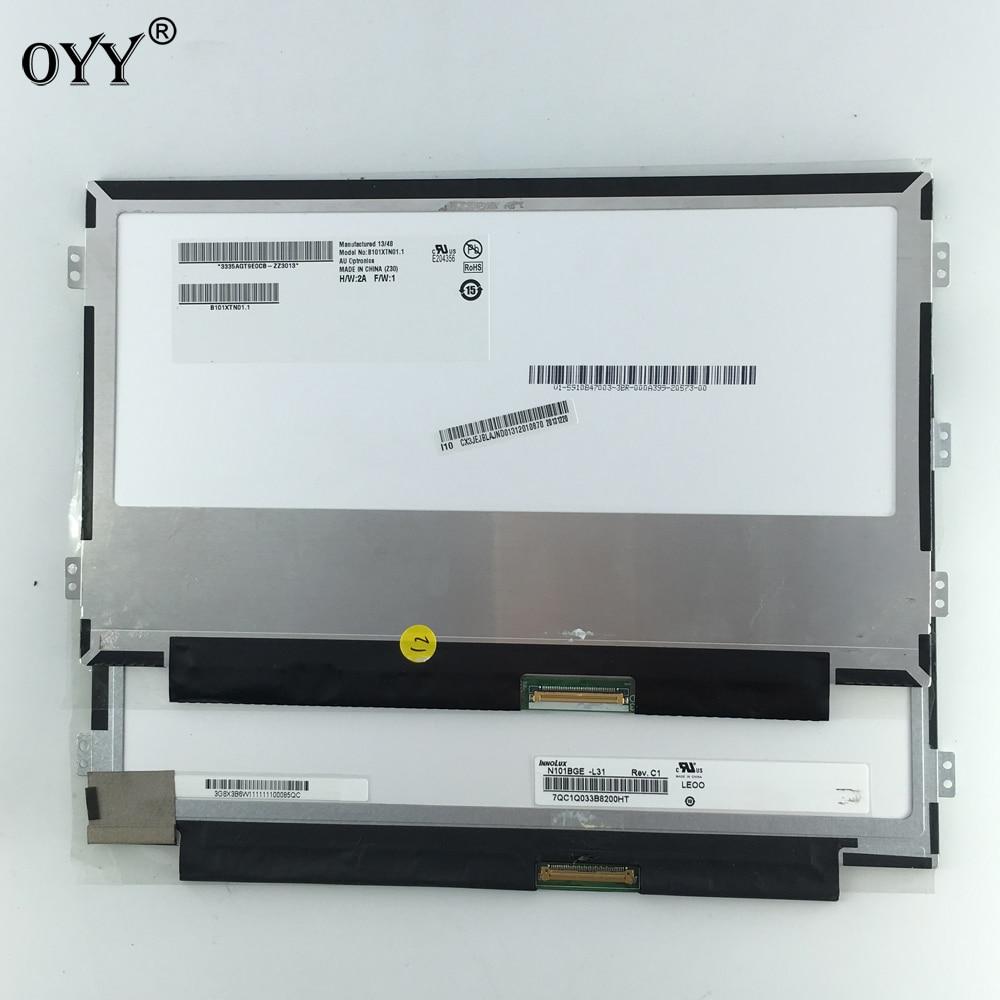 1366*768 N101BGE -L31 B101XTN01.1 B101XTN01 M101NWN8 HSD101PHW1-A00 10.1 LCD Display LED LCD Screen Panel WXGA HD Slim ht140wxb 501 new 14 0 led lcd screen wxga hd panel display