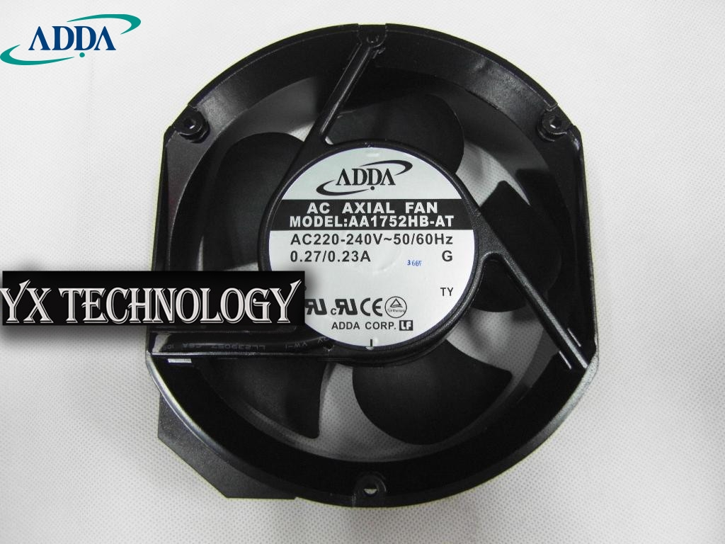 Здесь можно купить   Brand new original Cabinet Cabinet axial fan AA1752HB-AT 220V control cabinet cooling fan 172*150*51mm Компьютер & сеть