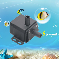 Solar Power Submersible Water Pump For Fountain Pool Garden Plants Kit