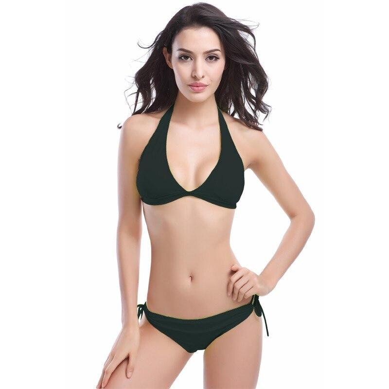 Sexy Bikinis Frauen Badeanzüge Badebekleidung Verband Push Up Bikini - Damenbekleidung