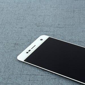 Image 4 - Ocolor สำหรับ ZTE ใบมีด V8 MINI จอแสดงผล LCD และระบบสัมผัสหน้าจอกรอบอุปกรณ์เสริมสำหรับ ZTE ใบมีด V8 MINI + เครื่องมือ + กาว