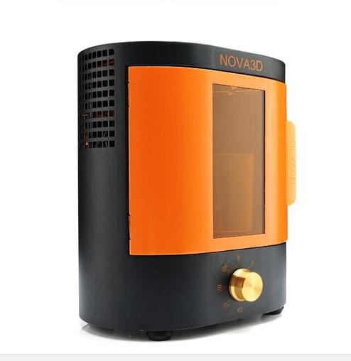 US $251 0 |Nova3d desktop UV curing machine curing chamber for SLA/DLP/LCD  3D printer resin models-in 3D Printers from Computer & Office on