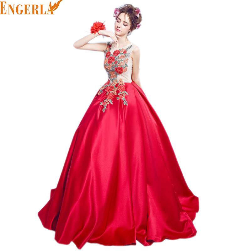 robe bal de promo 2016 sexy red taffeta flower embroidery bandage prom dress floor length formal. Black Bedroom Furniture Sets. Home Design Ideas