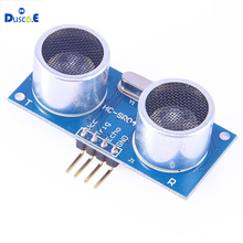 Best Price Ultrasonic Module HC-SR04 Distance Measuring Transducer Sensor for Arduino HC SR04 Distance Sensor Free Shipping