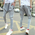 clothing 2016 new leisure time fashion Hip hop motion Feet loose yeezy boost joggers pantalon homme gymshark pants