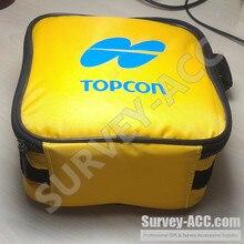 НОВЫЙ Желтый с Одной Призмой ж/Сумка для Topcon тахеометров Геодезии