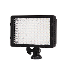 CN-126 Ultra High Power 126 LED Video Light Panel Dimmable Lamp Photography Studio Lighting for Camera Digital Video Camcorder
