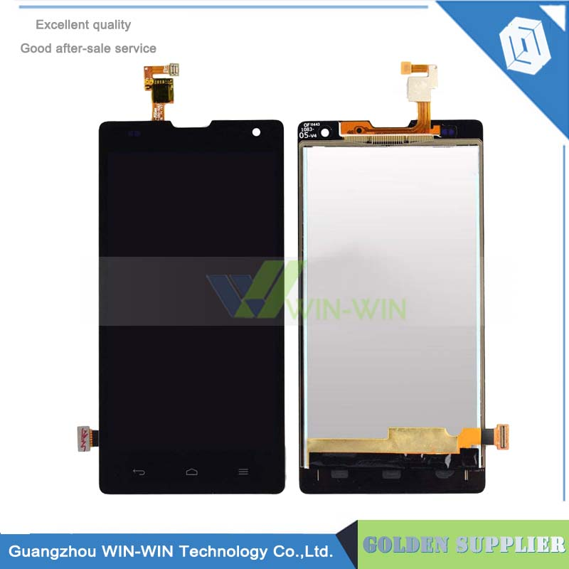 Phone Repair LCD Display For Huawei Honor 3C G740 LCD With Touch Screen Digitizer Assembly Replacement High Quality Black Color hammer acd141b