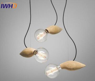 Lanterne pandantive industriale cu un singur cap antic Lustre simple - Iluminatul interior