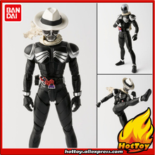 "Orijinal BANDAI Tamashii Milletler S. h. figuarts (SHF) Aksiyon Figürü Kamen Rider Kafatası ""Kamen Rider W & On Yıl Film Savaş 2010"""