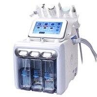 Многофункциональный уход за кожей водорода, кислорода машина для очистки кожи и подъема